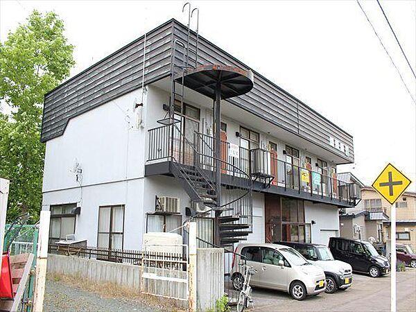 コーポK(清見町)[2階]の外観