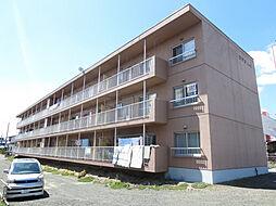 北海道北見市桜町5丁目の賃貸マンションの外観