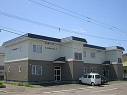 北海道北見市北進町7丁目の賃貸アパートの外観