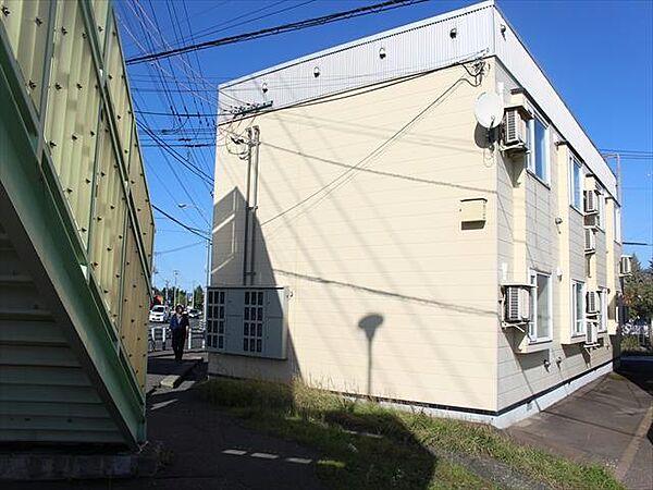 みきハウス[1階]の外観