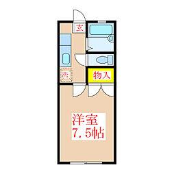 【敷金礼金0円!】エメラルドハイツ21