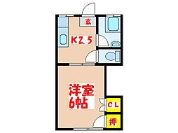 【敷金礼金0円!】トンボパレス21V
