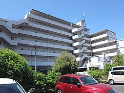 第16洛西ハイツ瀬田[1階]の外観