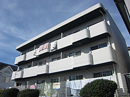 メゾンドラポー[2階]の外観