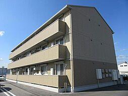 セレンディピティ矢倉[1階]の外観