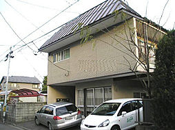 中津川コーポ[1階]の外観