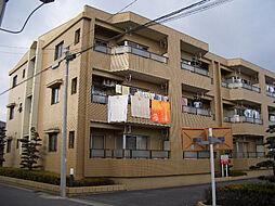 桜花城レジデンス[3階]の外観
