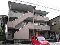 レインボー桜井B棟[2階]の外観