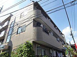 東京都葛飾区西亀有4丁目の賃貸マンションの外観