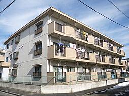 ファインクロス壱番館[2階]の外観