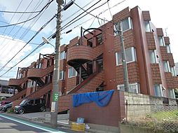 東京都葛飾区西水元3丁目の賃貸マンションの外観