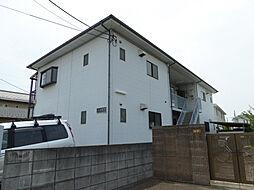 東京都葛飾区東水元4丁目の賃貸アパートの外観