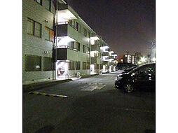 ハイツ福[3階]の外観