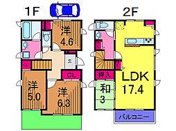亀有駅 14.5万円