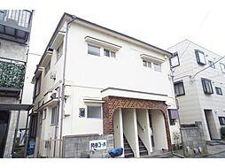 岡田コーポ[2階]の外観