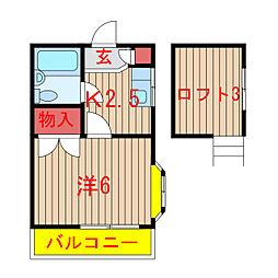 船橋日大前駅 2.0万円