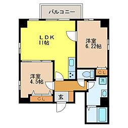 市民会館駅 10.5万円