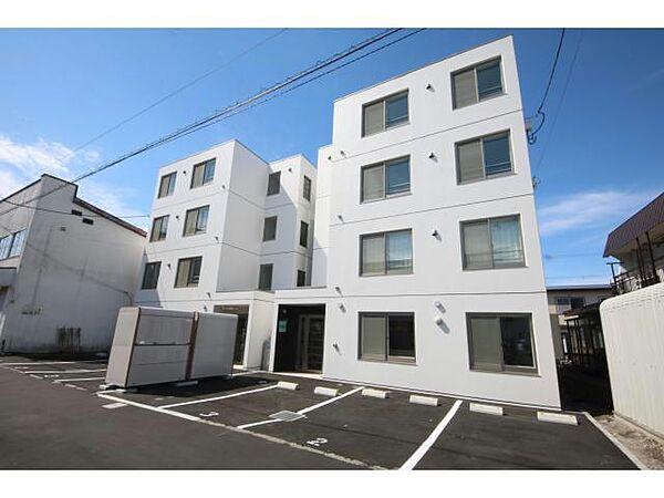 アンランジュ 2階の賃貸【北海道 / 恵庭市】