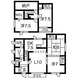 恵み野駅 6.5万円