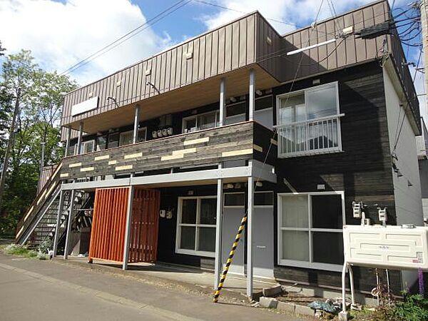 Jewel Fuji[1階]の外観