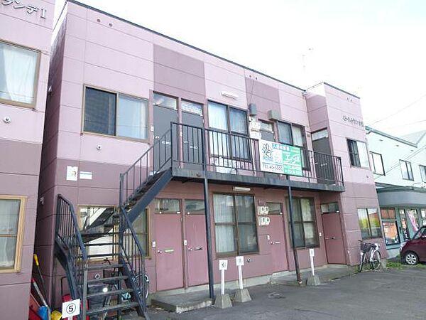 ピースグランデII 2階の賃貸【北海道 / 千歳市】