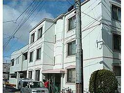北海道函館市亀田町の賃貸マンションの外観