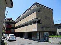 北海道北斗市追分1丁目の賃貸アパートの外観