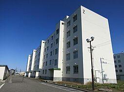 北海道函館市金堀町の賃貸マンションの外観