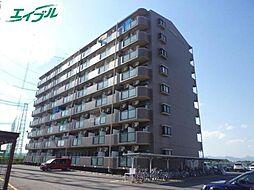 KURIMAマンション[8階]の外観