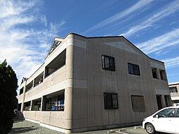 ラピュタ弐番館[2階]の外観