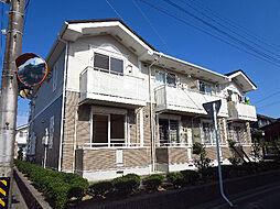 アンジェの郷B棟[1階]の外観