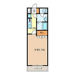 グレートピレニーズII[1階]の間取り