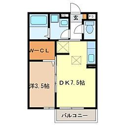 津駅 4.7万円