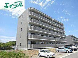 ふじ第3マンション[405号室]の外観