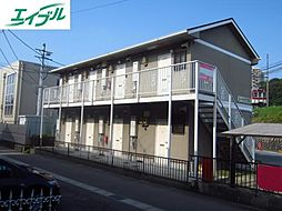 ユーハウスTSU[2階]の外観