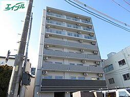 三重県津市広明町の賃貸マンションの外観
