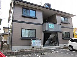 じゅりあん東青山[102号室]の外観