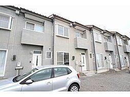 新潟県新潟市西区内野西2丁目の賃貸アパートの外観