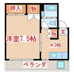 谷山駅 3.1万円