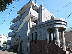 鹿児島県鹿児島市坂之上2丁目の賃貸マンションの外観