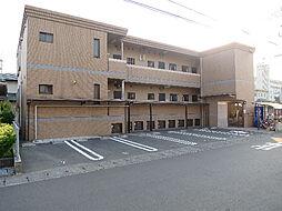 鹿児島県鹿児島市光山2丁目の賃貸マンションの外観