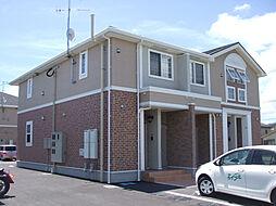 鹿児島県鹿児島市清和3丁目の賃貸アパートの外観