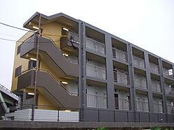 鹿児島県鹿児島市東谷山1丁目の賃貸マンションの外観