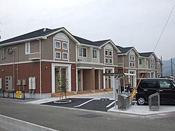 鹿児島県鹿児島市中山2丁目の賃貸アパートの外観