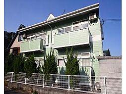 鹿児島県鹿児島市宇宿6丁目の賃貸アパートの外観