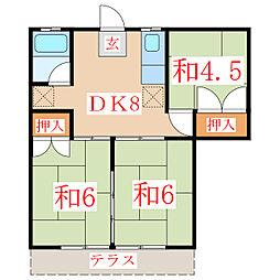 谷山駅 3.5万円