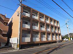 鹿児島県鹿児島市東谷山5丁目の賃貸マンションの外観