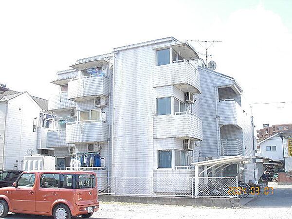 エルヴィーナ若葉台[2階]の外観