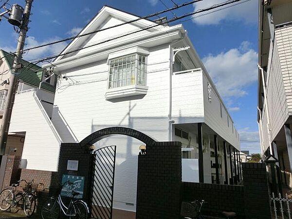 カーサビアンカ鶴ヶ島[203号室]の外観