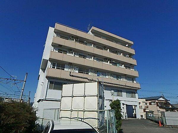 フェリオ毛呂山[302号室]の外観